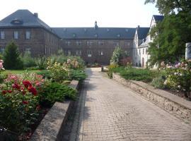 Schloss Hotel Wallhausen, Wallhausen (Sangerhausen yakınında)