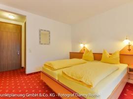 Hotel Alpenhof, Oberau (Eschenlohe yakınında)