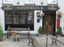 Woodstock Arms, Inistioge (рядом с городом Saint Mullins)