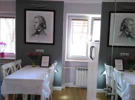 Studio Chopin Old Town - YesApartments