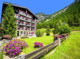 Wohlfühlhotel Alpenhof, Саас-Альмагель