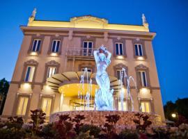 Grand Hotel Salsomaggiore, Salsomaggiore Terme