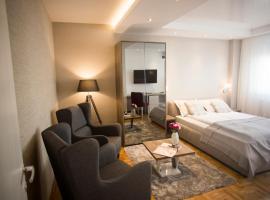 Aria Belgrade Arena apartment