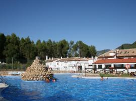 Apartamentos Rurales El Pinar, Coto Rios (Nava del Rico yakınında)