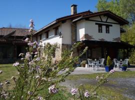 Agroturismo Ibarra, Amorebieta-Etxano (рядом с городом Игорре)