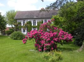 Le Domaine du Mijarnier, Montbeugny (рядом с городом Dompierre-sur-Besbre)