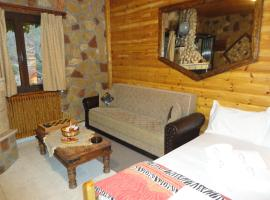 Faraggi Guesthouse, Калаврита (рядом с городом Ano Zachlorou)