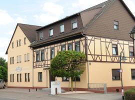 Land-gut-Hotel Hotel Sonnenhof, Obersuhl (Dankmarshausen yakınında)