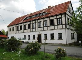 Landhaus Rynartice, Jetřichovice (Srbská Kamenice yakınında)