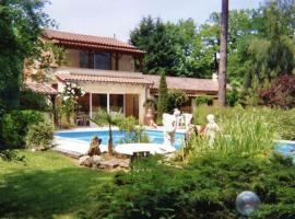 Maison De Vacances - Lamonzie - Montastruc, Saint-Sauveur (рядом с городом Lamonzie-Montastruc)