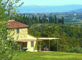 The Cottage, Anghiari (Galbino yakınında)