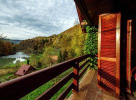 River Canyon, Brod Moravice (рядом с городом Kupa)