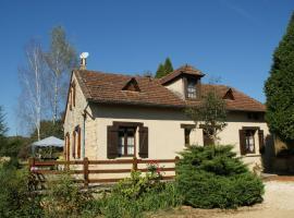 Maison De Vacances - Villefranche-Du-Périgord 10, Orliac