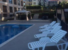 Yordanov Apartment in Villa Yurta