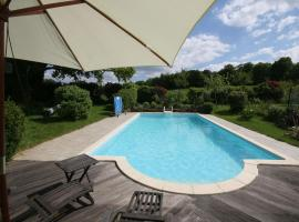 Grand Cottage, Hennebont (рядом с городом Le Pener)