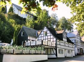 Hunau II, Schmallenberg (Oberkirchen yakınında)