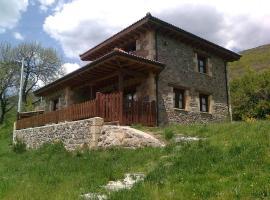 Casa Rural Curavacas, Vidrieros (Alba de los Cardaños yakınında)