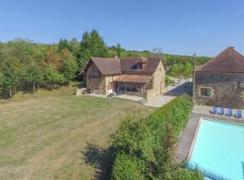 La Guichardie Maison et Grange, Saint-Médard-d'Excideuil