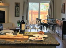 Spa, Bocce, BBQ Kitchen, Wineries, Kenwood