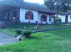 La Quinta Del Abuelo, Facatativa (Anolaima yakınında)