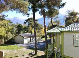 Club Nautique Alpin Serre Poncon, Эмбрён (рядом с городом Савин)