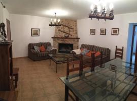 Casa Rural La Parrilla, Tiscar (Los Rosales yakınında)