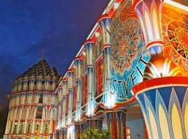 Hotel Fuchspalast, Санкт-Файт-ан-дер-Глан