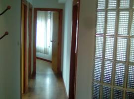 Apartamento Cangas, Кангас (рядом с городом Моания)