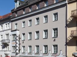 Hotel Zach, Innsbruck