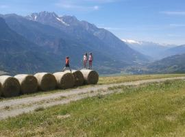 Vacanze in Totale Tranquillità, Aosta