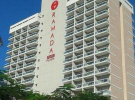 Ramada by Wyndham Macae Hotel & Suites, Macaé