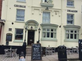George and Dragon Ashbourne, Ashbourne