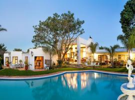Cape Pillars Boutique Hotel, Durbanville