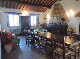 Agriturismo Pianoia, Monticchiello