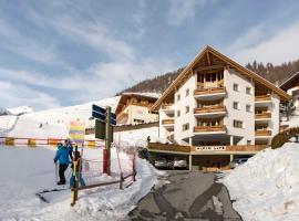 Appartements Alpin Live, Samnaun
