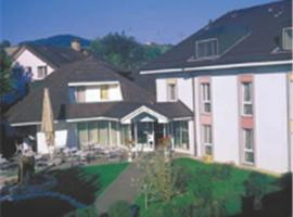 Hotel Platanenhof, Frick (Wölflinswil yakınında)