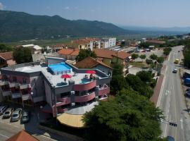 Hotel Prvan, Vrgorac (рядом с городом Umčani)