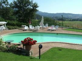 Apartment Borgo Sanvico Forrest, Corciano (Mantignana yakınında)