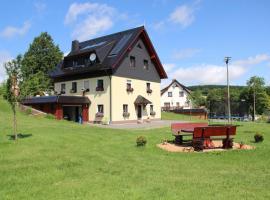 Ferienwohnung am Erlermuhlenbach, Voigtsdorf (Wolfsgrund yakınında)