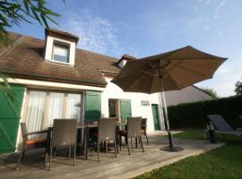 Maison De Vacances - Mesnil-Saint-Pere 2, Mesnil-Saint-Père