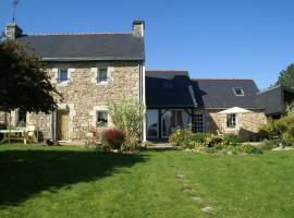 Maison De Vacances - Querrien, Меллак (рядом с городом Coatviller)