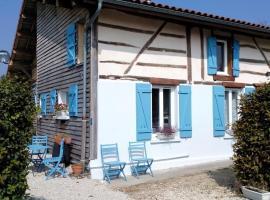 Holiday home Les Volets Bleus 2, Droyes (рядом с городом Montier-en-Der)