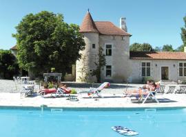 Maison De Vacances - Lencloître, Boussageau (рядом с городом Doussay)