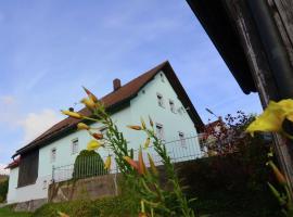 Holiday home Am Hochfels 2, Stadlern