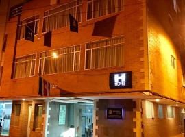 Hotel El Dorado Chiquinquira, Chiquinquirá