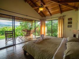 La Finca Lodge, Fortuna (Boca Arenal yakınında)