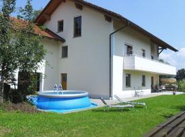 Apartment Tresdorf 2, Viechtach (Prackenbach yakınında)