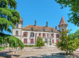 Apartment Chateau De Lastours - Appartement Jasmin, Espalais (рядом с городом Saint-Michel)