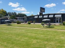 Sun Centre Motel, Swan Hill (Ultima yakınında)