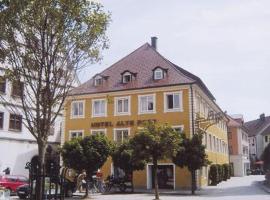 Hotel Alte Post, Wangen im Allgäu